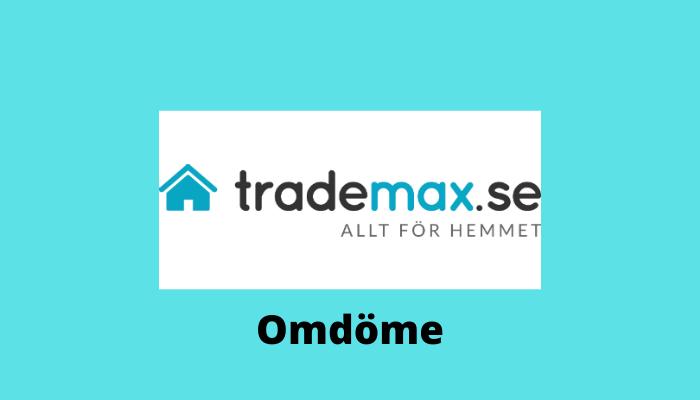 Trademax omdöme